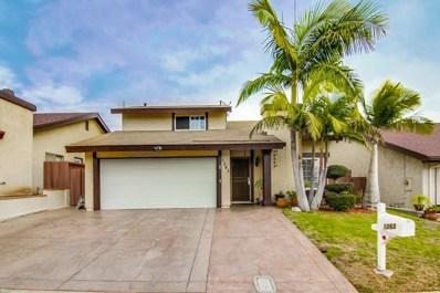 1263 27th Street, San Diego, CA 92154 - MLS#: 180001707