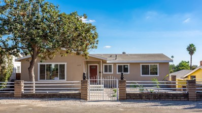 429 E 10th Ave, Escondido, CA 92025 - MLS#: 180001834