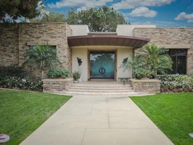18016 Avenida Alondra, Rancho Santa Fe, CA 92067 - MLS#: 180001911
