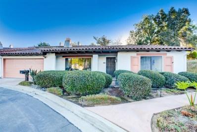2026 Santa Ysabel Gln, Escondido, CA 92026 - MLS#: 180002012