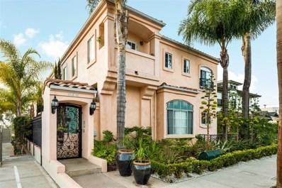 3736 1St Ave, San Diego, CA 92103 - MLS#: 180002020