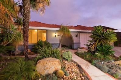 5087 Park West Avenue, San Diego, CA 92117 - MLS#: 180002040