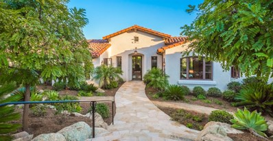 16655 Zumaque, Rancho Santa Fe, CA 92067 - MLS#: 180002131
