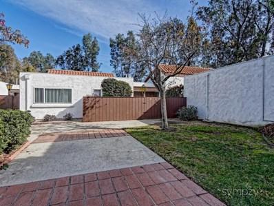 16475 Caminito Vecinos UNIT 88, San Diego, CA 92128 - MLS#: 180002214