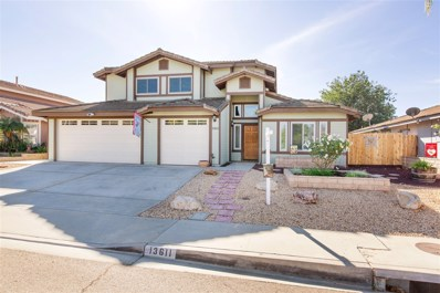13611 Somerset Rd, Poway, CA 92064 - MLS#: 180002257