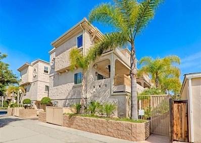 1017 Sapphire, San Diego, CA 92109 - MLS#: 180002261