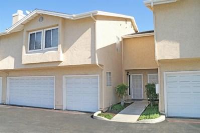 1465 E Lexington Ave UNIT #6C, El Cajon, CA 92019 - MLS#: 180002277
