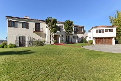 2335 Juan Street, San Diego, CA 92103 - MLS#: 180002289