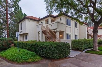 701 Eastshore Terrace UNIT 8, Chula Vista, CA 91913 - MLS#: 180002491
