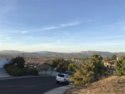 1076 Circle Drive, Escondido, CA 92025 - MLS#: 180002553