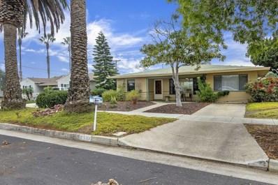 1833 S S Ditmar St, Oceanside, CA 92054 - MLS#: 180002587