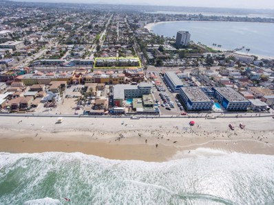 4151 Mission Boulevard UNIT 215, San Diego, CA 92109 - MLS#: 180002623