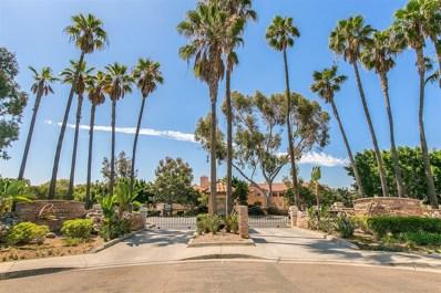 7180 Shoreline Dr UNIT 5109, San Diego, CA 92122 - MLS#: 180002782