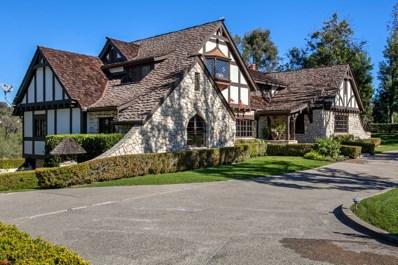 16674 Via Lago Azul, Rancho Santa Fe, CA 92067 - MLS#: 180002809