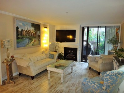 750 State Street UNIT 124, San Diego, CA 92101 - MLS#: 180002828
