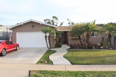 138 Sierra Way, Chula Vista, CA 91911 - MLS#: 180002910