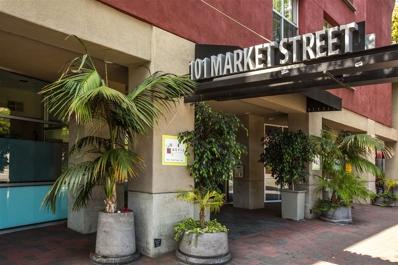 101 Market St UNIT 405, San Diego, CA 92101 - MLS#: 180002932