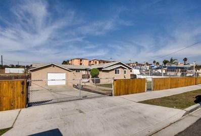 616 Crested Butte, Chula Vista, CA 91911 - MLS#: 180003120