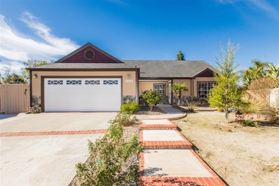 3883 Spanish Oak Ct, Oceanside, CA 92058 - MLS#: 180003188
