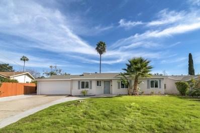 13423 Standish Drive, Poway, CA 92064 - MLS#: 180003200