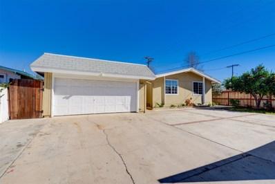 800 E E Washington Ave, Escondido, CA 92025 - MLS#: 180003201