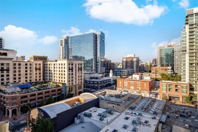 530 K St UNIT 1017, San Diego, CA 92101 - MLS#: 180003205
