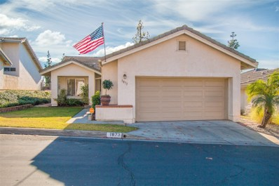 1873 Guilder Gln, Escondido, CA 92029 - MLS#: 180003323