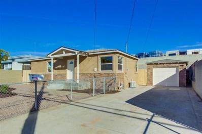 807 N 3rd St., El Cajon, CA 92021 - MLS#: 180003344