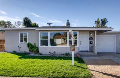 3860 Vista Grande Dr, San Diego, CA 92115 - MLS#: 180003347