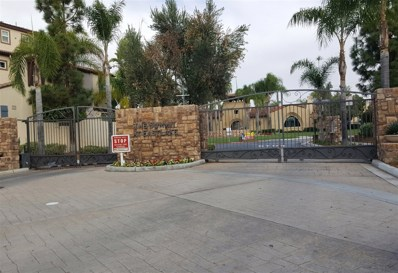 2144 Caminito Elda UNIT 95, Chula Vista, CA 91915 - MLS#: 180003364