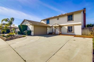 1414 Lantana Ave, Chula Vista, CA 91911 - MLS#: 180003398