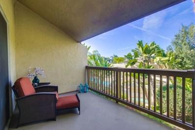 930 Via Mil Cumbres UNIT 204, Solana Beach, CA 92075 - MLS#: 180003403