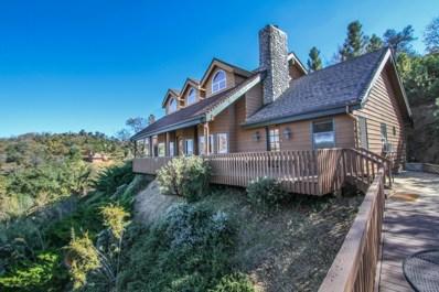 3975 Eagle Peak Road, Julian, CA 92036 - MLS#: 180003494