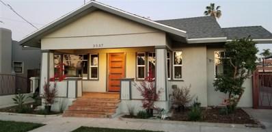 3537 Utah St., San Diego, CA 92104 - MLS#: 180003537