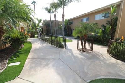 1321 Greenfield Dr UNIT 16, El Cajon, CA 92021 - MLS#: 180003543
