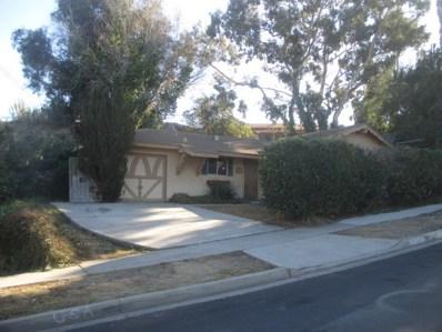 2167 El Monte Dr, Oceanside, CA 92054 - MLS#: 180003584