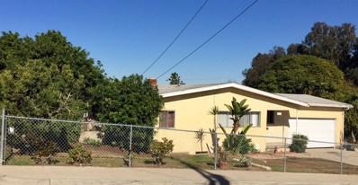 1004 39Th St, San Diego, CA 92102 - MLS#: 180004100