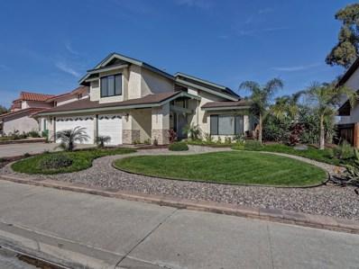 1822 Brabham Street, El Cajon, CA 92019 - MLS#: 180004117