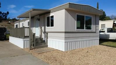 2030 Black Canyon Rd UNIT 19, Ramona, CA 92065 - MLS#: 180004120