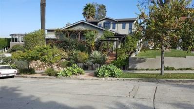 4321 Goldfinch Street, san diego, CA 92103 - MLS#: 180004177