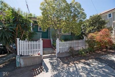 241 Ivy Street, San Diego, CA 92101 - MLS#: 180004336