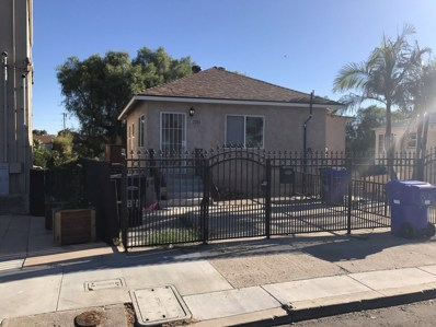 4808 Lantana, San Diego, CA 92105 - MLS#: 180004371