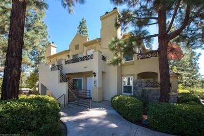 2085 Lakeridge Circle UNIT 101, Chula Vista, CA 91915 - MLS#: 180004392