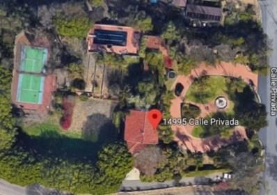 14995 Calle Privada, Rancho Santa Fe, CA 92067 - MLS#: 180004412