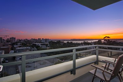 475 Redwood St UNIT 905, San Diego, CA 92103 - MLS#: 180004439