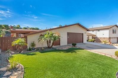 6959 Monte Verde Drive, San Diego, CA 92119 - MLS#: 180004458
