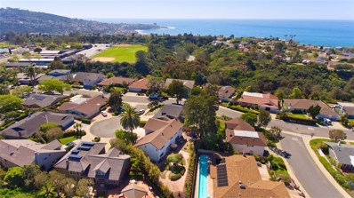 2850 Cliffridge Ct, La Jolla, CA 92037 - MLS#: 180004473