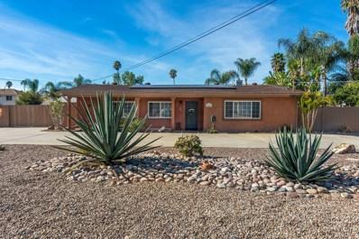 224 S 3rd St, El Cajon, CA 92019 - MLS#: 180004489