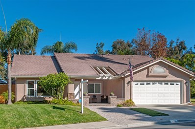 595 Silver  Shadow Dr., San Marcos, CA 92078 - MLS#: 180004513