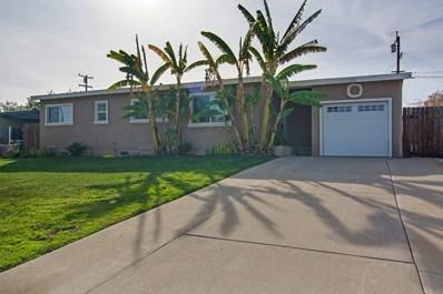 1036 Hilltop Dr, Chula Vista, CA 91911 - MLS#: 180004558